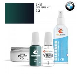 248 YUCA GREEN MET BMW