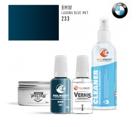 233 LAGUNA BLUE MET BMW