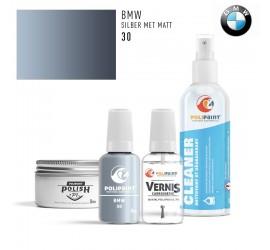 30 SILBER MET MATT BMW