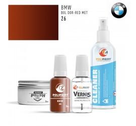 26 BOL DOR-RED MET BMW