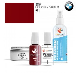 951 FELSROT UNI METALLISIERT BMW