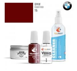 15 FEUER RED BMW