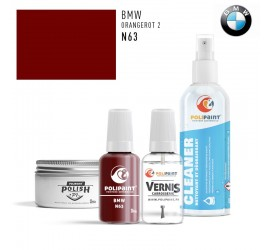 N63 ORANGEROT 2 BMW